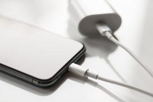 Originele iPhone oplader